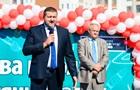 В Петропавловской Борщаговке строят новый детсад и школу