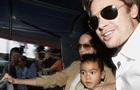 СМИ: Развод спровоцировала ссора Брэда Питта с сыном