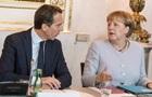 Меркель хоче висилати біженців, які не мають перспективи притулку