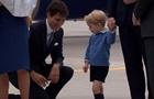 Принц Джордж отказался здороваться с премьером Канады