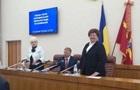 Через бійку на сесії подала у відставку голова Житомирської облради