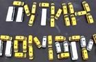 У РФ шофери склали з автобусів  Путин помоги