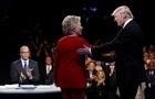 Дебати Трампа і Клінтон встановили рекорд на ТБ