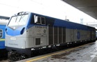 Укрзалізниця почала тестувати локомотив General Electric