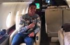 Літак Роналду зазнав аварії в Барселоні