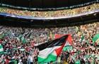 Селтік оштрафований за підтримку Палестини