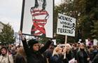 В Варшаве прошла многотысячная акция против запрета абортов