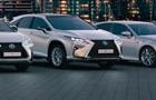 Роскошная осень от Lexus - невероятно выгодные ценовые предложения