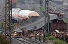 В Германии поезд снес здание диспетчеров, есть пострадавшие