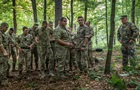 Латвия показала подготовку украинских военных