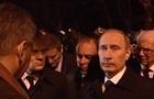 Польша показала видео  тайной  встречи Путина