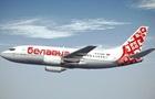 Белорусский лайнер вернули в Киев с угрозами