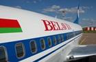 Білоруський лайнер повернули до Києва на вимогу СБУ