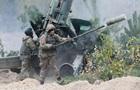 Доба в АТО: поранено двох українських військових