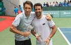 Стаховский выигрывает парный турнир в Нинбо