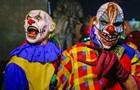 В Германии злые клоуны нападают на граждан