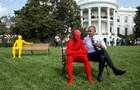 Обама в Білому домі станцював з репером Ашером