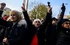 В Польше снова бастуют против запрета абортов