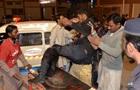 Атака боевиков в Пакистане: 33 погибших
