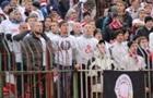 Волынь будет наказана за нацистские выкрики фанатов