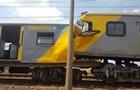 У ПАР зіткнулися поїзди: є жертви