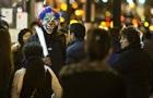 В Австрії  злі клоуни  поранили кількох людей