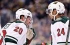 НХЛ. Победы Миннесоты и Питтсбурга, поражение Сент-Луиса