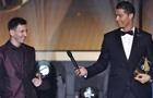 Месси уничтожает Роналду в опросе на Золотой мяч