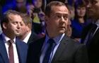 Медведева эвакуировали из-за странных звуков