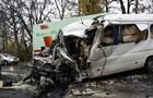 На Вінничині автобус зіткнувся з маршруткою