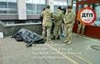 В Киеве возле вокзала умер военный