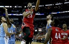 НБА. 50 очков Дэвиса, победы Оклахомы, Торонто и Бостона