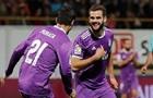 Невероятный гол Начо в обзоре матча Леонеса - Реал