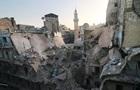ЄС вводить перші санкції щодо Алеппо - WSJ