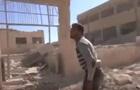 Появилось видео последствий удара по школе в Сирии
