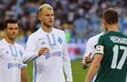 Головна зірка київського Динамо не зіграє з Бенфікою