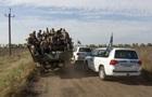 ОБСЄ зафіксувала перекидання зброї на Донбас
