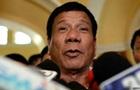 Президент Філіппін  пообіцяв Богу більше не лаятися