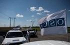 Біля Донецька автомобіль ОБСЄ потрапив під обстріл