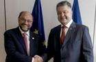 Шульц: Європейський парламент на стороні України