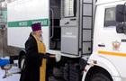 В Москве появились освященные автозаки