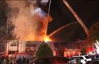 В США при пожаре в ночном клубе погибли девятеро