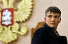 С РФ невозможно строить отношения – Савченко