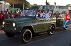 На Кубі поховали прах Фіделя Кастро