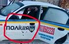 Княжичі: Стріляли в напис  Поліція  – депутат