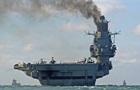 Потонув ще один літак з Адмірала Кузнєцова - ЗМІ