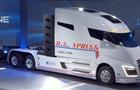 В США показали первый водородный грузовик