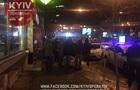 В Киеве футбольные фанаты подрались с турками