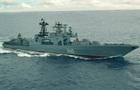 ВМС Британии отправили фрегат следить за военным кораблем РФ