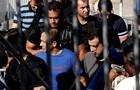 Греція відмовилася екстрадувати турецьких військових, котрі втекли в країну